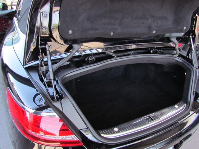 2017 Mercedes-Benz S-Class S 550 Convertible