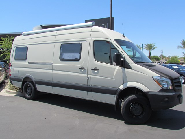 Used 2016 Mercedes-Benz Sprinter Cargo 2500 Mountain View Adventure