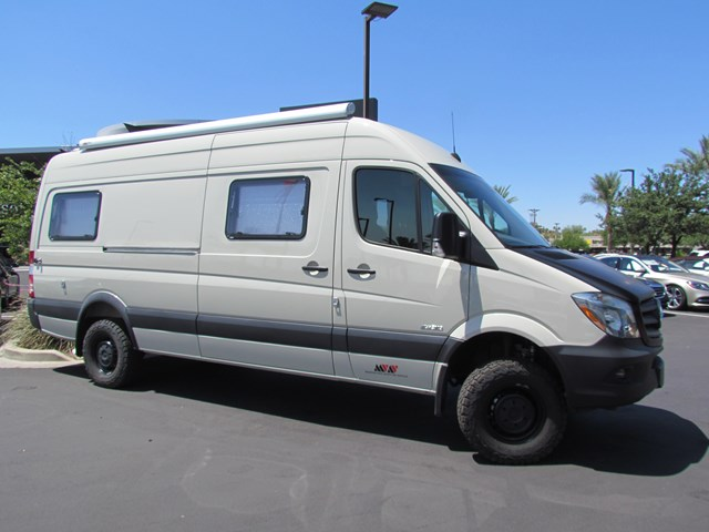 2016 Mercedes-Benz Sprinter Cargo 2500 Mountain View Adventure