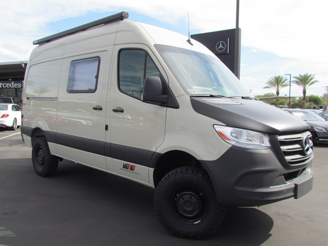 2019 Mercedes-Benz Sprinter Crew 2500 Mountain View Adventure