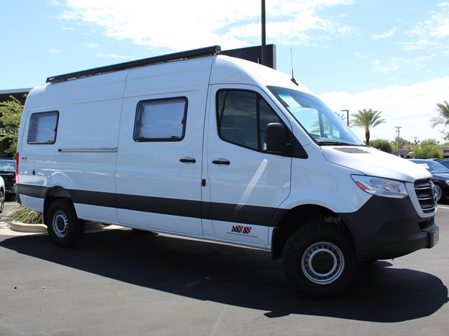 2019 Mercedes-Benz Sprinter Cargo 2500 Mountain View Adventure