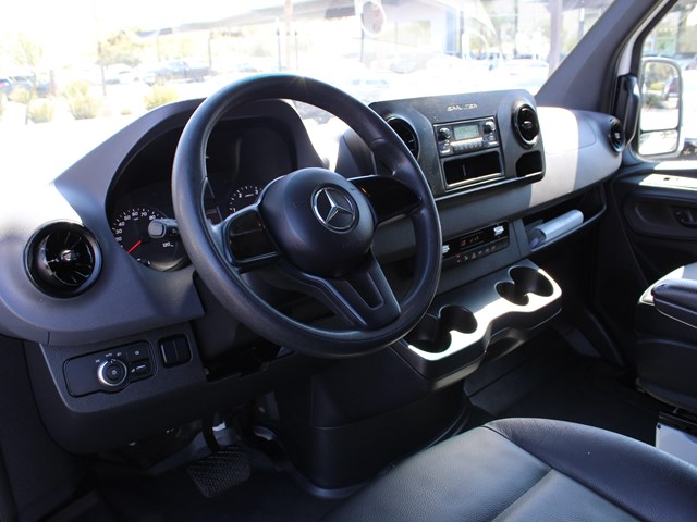 2019 Mercedes-Benz Sprinter Cargo 2500