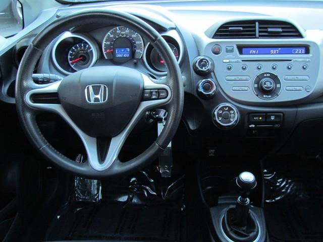2009 Honda Fit Sport – Stock #S1600410A