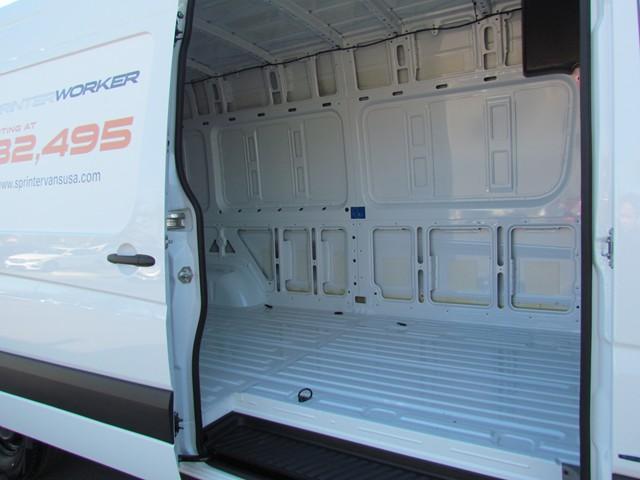 2016 Mercedes-Benz Sprinter Cargo 2500 170 WB – Stock #S1600550