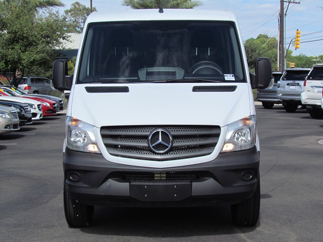 2017 mercedes benz sprinter cargo 2500 144 wb for sale for Mercedes benz sprinter 2500 accessories