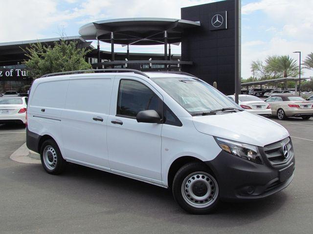 2018 Mercedes-Benz Metris Cargo – Stock #S1800080