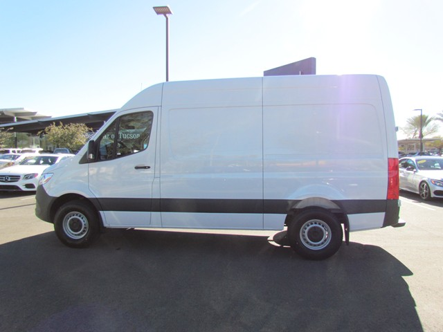 2019 Mercedes-Benz Sprinter Cargo 2500 – Stock #S1900020