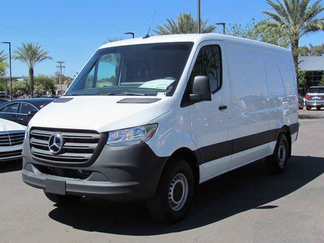 2019 Mercedes-Benz Sprinter Cargo 1500 – Stock #S1900140