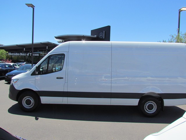 2019 Mercedes-Benz Sprinter Cargo 2500 – Stock #S1900190