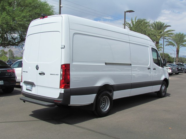 2019 Mercedes-Benz Sprinter Cargo 3500XD – Stock #S1900280