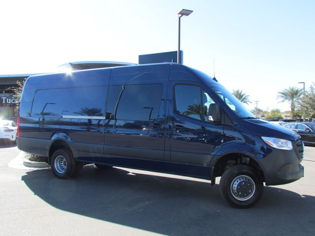 2019 Mercedes-Benz Sprinter Crew 3500XD
