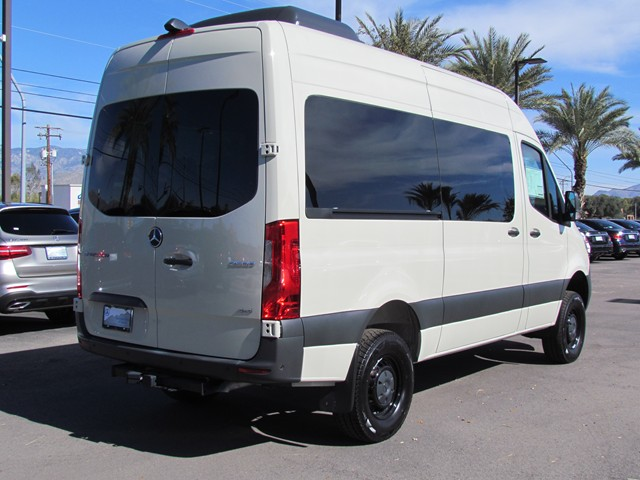 2019 Mercedes-Benz Sprinter Passenger 2500