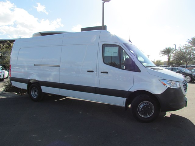 2019 Mercedes-Benz Sprinter Cargo 3500