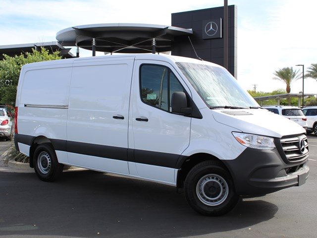 2021 Mercedes-Benz Sprinter Cargo 1500