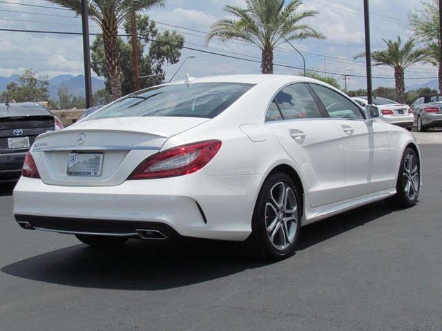 2015 mercedes benz cls cls 400 sedan for sale stock for Mercedes benz cls 400 for sale