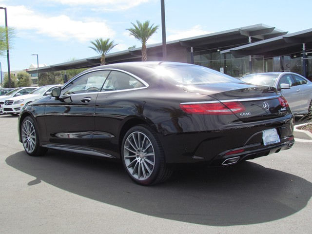 2016 mercedes benz s class s 550 4matic coupe stock for Mercedes benz s550 4matic price