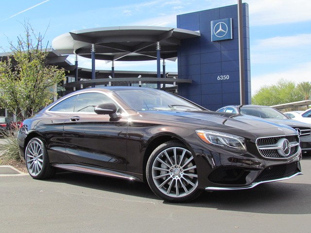 2016 mercedes benz s class s 550 4matic coupe for sale