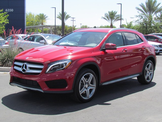 2016 Mercedes-Benz GLA GLA 250 4MATIC SUV – Stock #M1604610