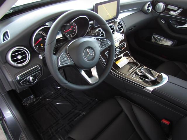 2016 Mercedes-Benz C-Class C 300 4MATIC Sedan – Stock #M1605340