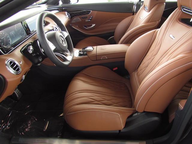 2017 Mercedes-Benz S-Class AMG S 63 4MATIC – Stock #M1700370