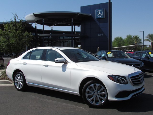 2017 Mercedes-Benz E-Class E 300 Sedan – Stock #M1700870