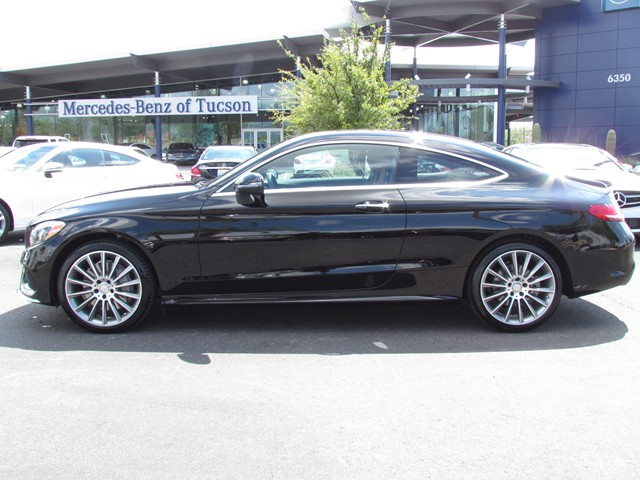 2017 Mercedes Benz C Class C300 Coupe For Sale Stock