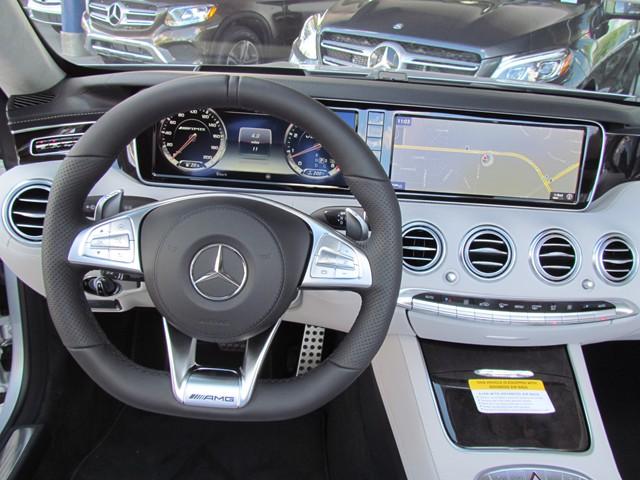2017 Mercedes-Benz S-Class AMG S 63 4MATIC – Stock #M1701450