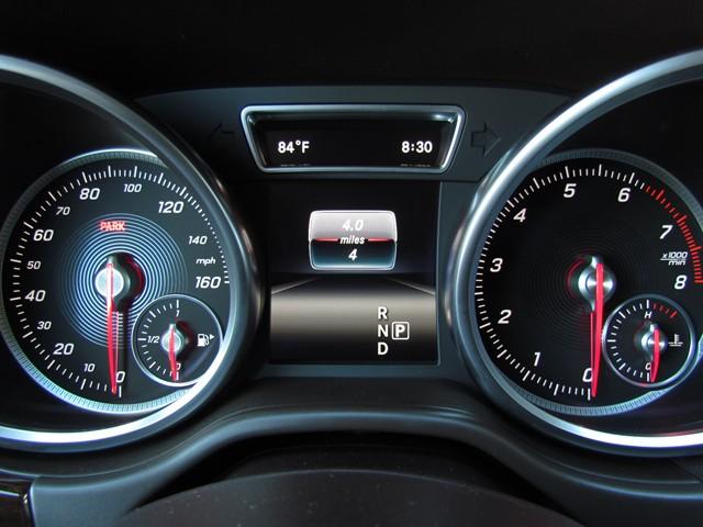 2017 Mercedes-Benz GLE GLE 400 4MATIC SUV – Stock #M1701920