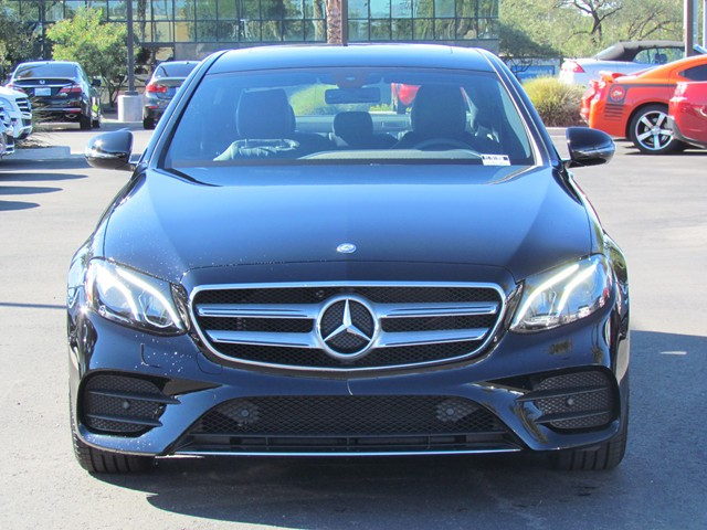 2017 Mercedes-Benz E-Class E 300 Sedan – Stock #M1701990
