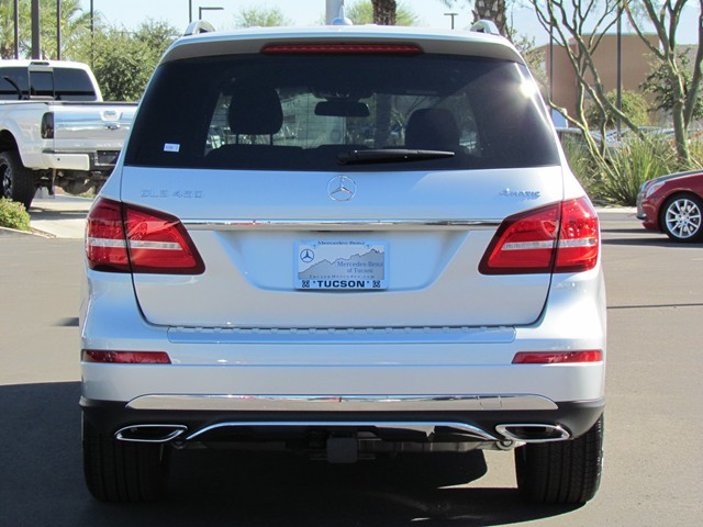 2017 Mercedes-Benz GLS GLS 450 4MATIC SUV – Stock #M1702420