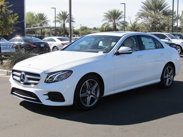 2017 Mercedes-Benz E-Class E 300 Sedan – Stock #M1702490