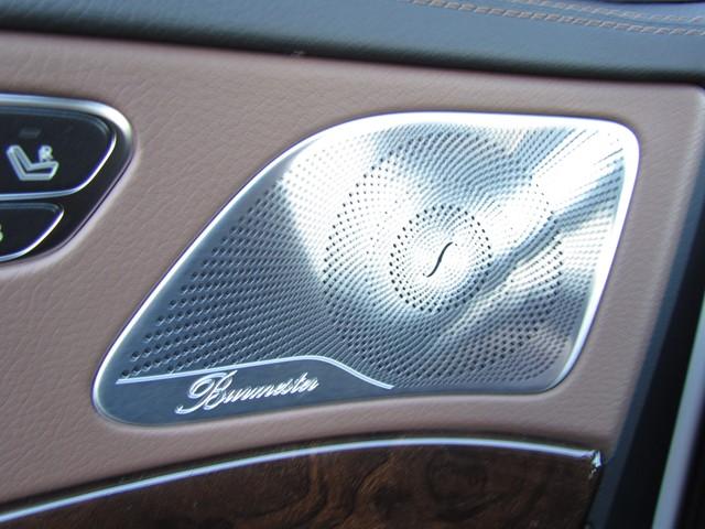 2017 Mercedes-Benz S-Class S 550 Sedan – Stock #M1702600