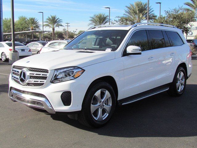 2017 mercedes benz gls gls 450 4matic suv stock for Mercedes benz 450 suv price