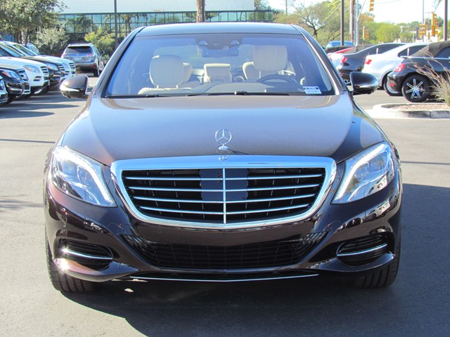 2017 Mercedes-Benz S-Class S 550 Sedan – Stock #M1702840