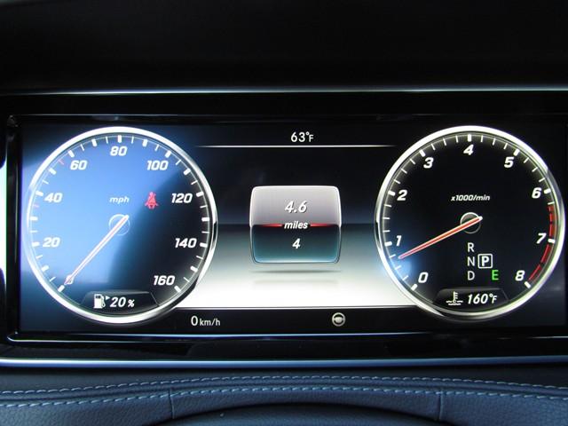 2017 Mercedes-Benz S-Class S 550 Sedan – Stock #M1702990