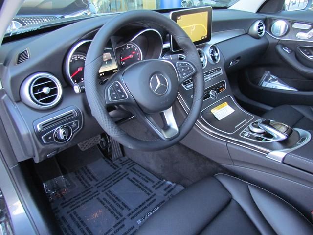 2017 Mercedes-Benz C-Class C 300 Luxury Sedan – Stock #M1703030