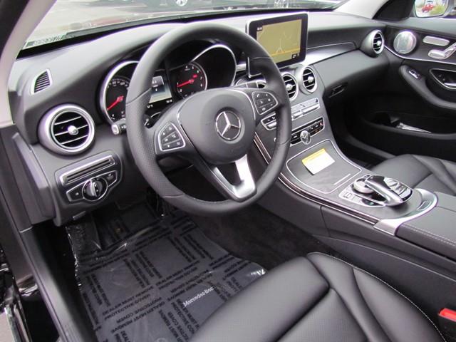 2017 Mercedes-Benz C-Class C 300 Luxury Sedan – Stock #M1703090