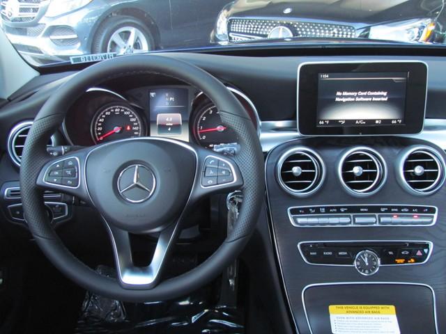 2017 Mercedes-Benz C-Class C 300 Luxury Sedan – Stock #M1703110