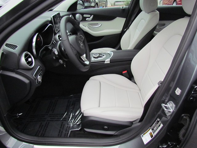 2017 Mercedes-Benz C-Class C 300 Luxury Sedan – Stock #M1703120