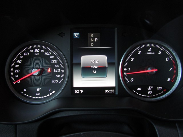 2017 Mercedes-Benz GLC GLC 300 4MATIC SUV – Stock #M1703450