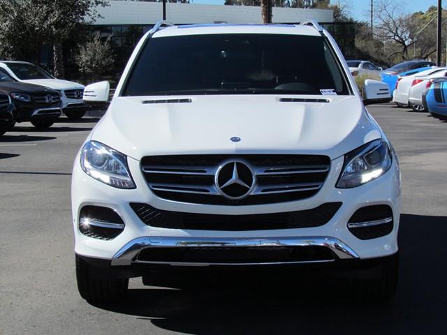 2017 Mercedes-Benz GLE GLE 350 4MATIC SUV – Stock #M1703710