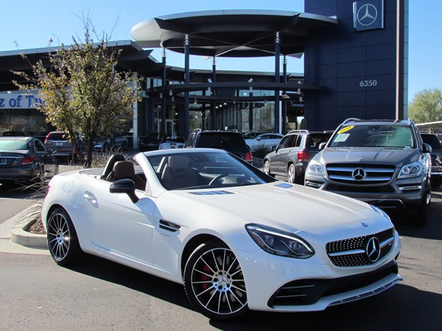 2017 Mercedes-Benz SLC AMG SLC 43 Roadster – Stock #M1703780
