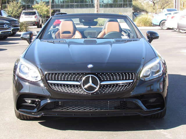 2017 Mercedes-Benz SLC AMG SLC 43 Roadster – Stock #M1703890
