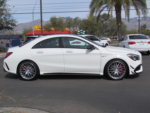2017 MercedesBenz CLA AMG CLA 45 4MATIC Coupe for sale  Stock