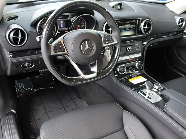 2020 Mercedes-Benz SL-Class SL 550 Roadster