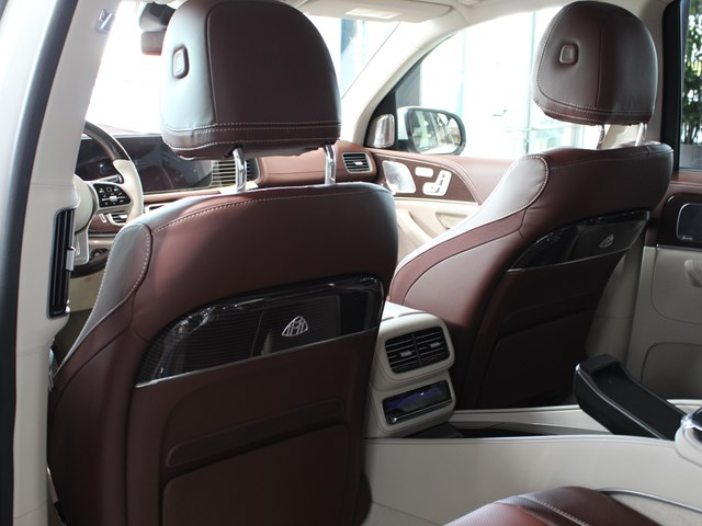 2021 Mercedes-Benz Mercedes-Maybach GLS 600 4MATIC SUV