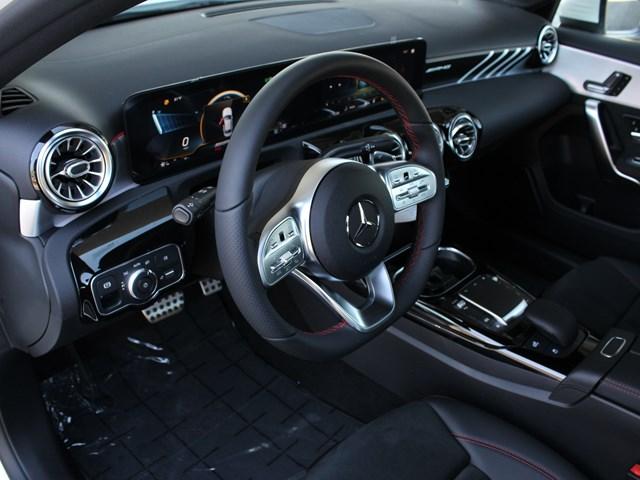 2021 Mercedes-Benz A-Class AMG A 35 4MATIC Sedan