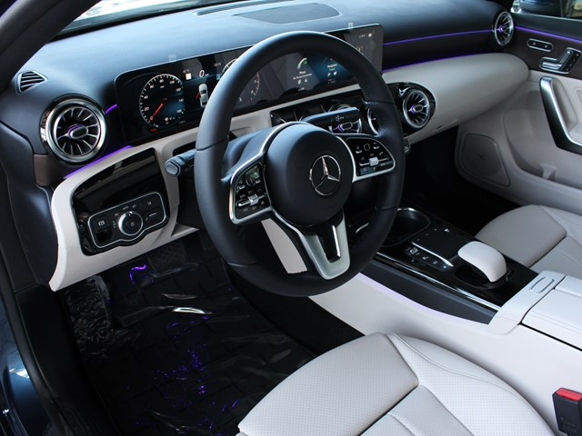2021 Mercedes-Benz A-Class A 220 Sedan
