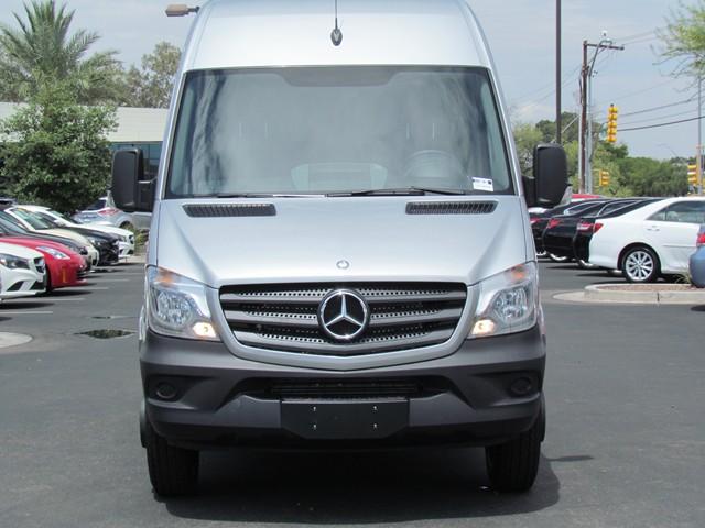 2015 Mercedes-Benz Sprinter Cargo 3500 144 WB – Stock #S1500200
