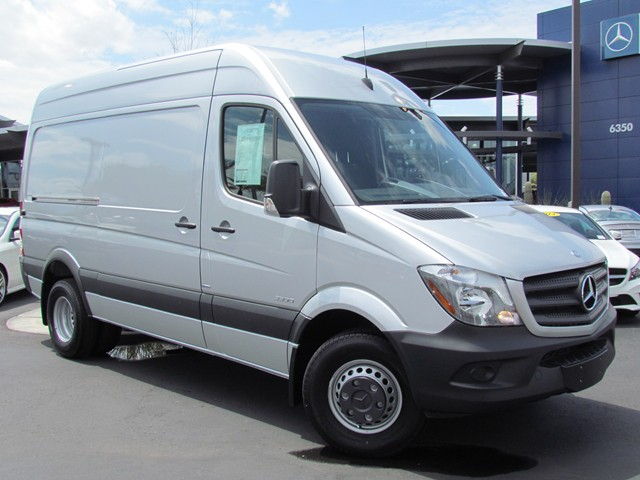 2015 mercedes benz sprinter cargo 3500 144 wb stock for Mercedes benz 3500 sprinter